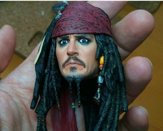 Click for Jack Sparrow Gallery