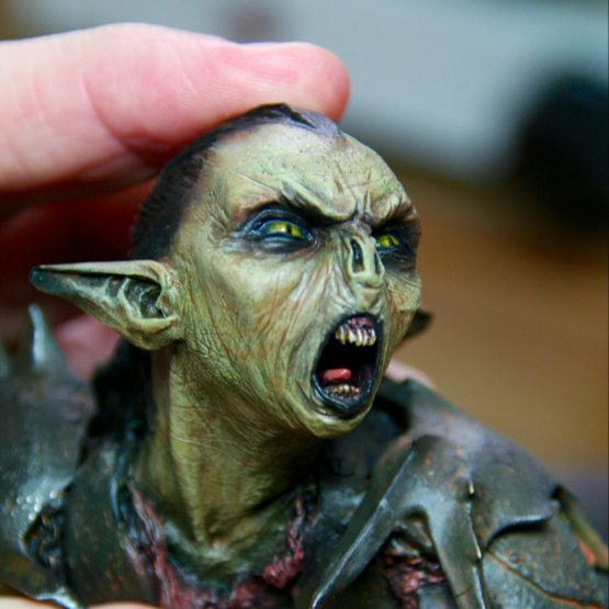 Click For Orc Archer Gallery